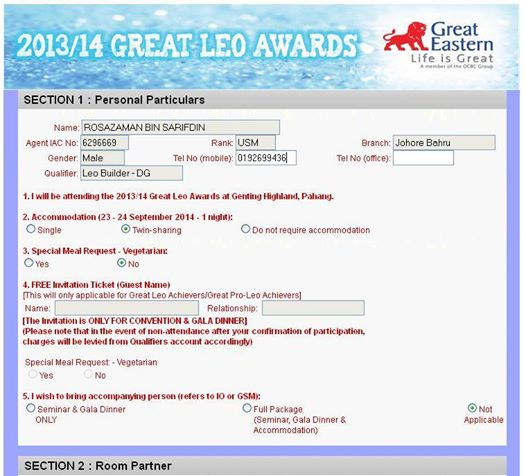 great leo