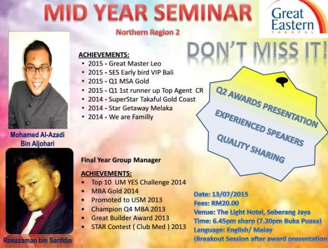 midyear seminar